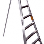 Échelle à trépied de six pieds (2)
