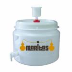 Cuve de fermentation de trente litres
