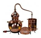 Distillateur au gaz dix litres
