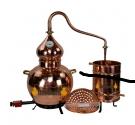 Distillateur au gaz vingt litres