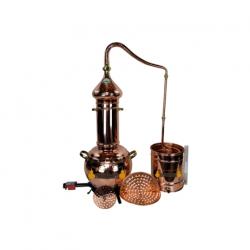 Distillateur polyvalent au gaz trente litres