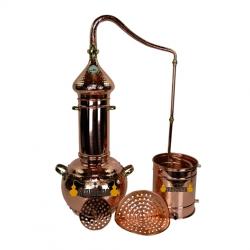 Distillateur polyvalent de trente litres