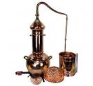Distillateur polyvalent au gaz vingt litres