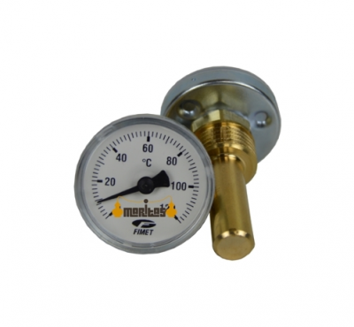 Grand thermomètre distillation