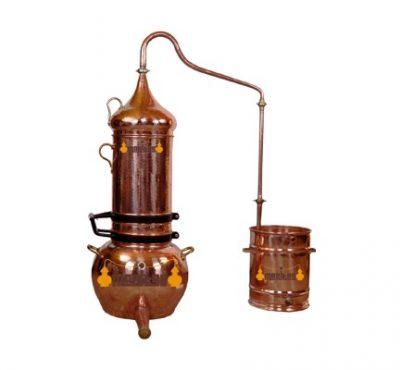Distillateur à colonne cinquante litres