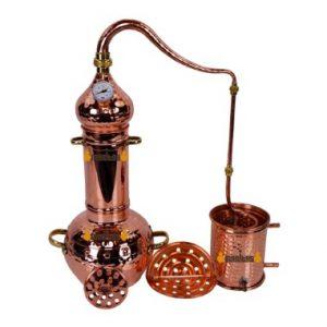 Distillateur polyvalent trois litres