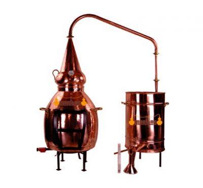 Distillateur pour boissons fortes