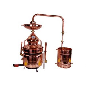 Distillateur bain marie complet