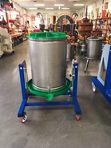 Hydropresse de 160 litres