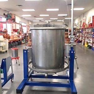 Hydropresse de 300 litres